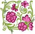 Decor Element 3 embroidery design