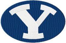 Brigham Young Cougars Logo