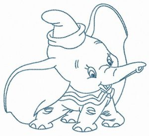 Happy Dumbo