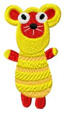 Sock doll mouse