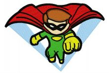 Superboy attacks 2