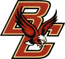 Boston College Eagles primary logo