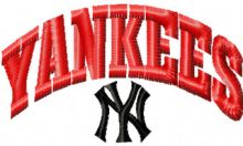 New York Yankees logo 3