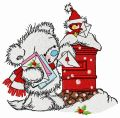 Letter for Santa 2 embroidery design