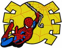 Spiderman big jump