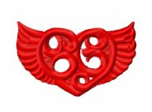 Winged heart 5