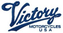 Victory motocycles USA logo