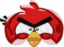 Angry Bird red 5