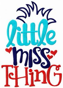 Little Miss Thing