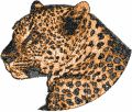 Jaguar free sfumato stitch machine embroidery design