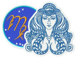 Zodiac sign Virgo 3
