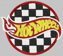 Hot Wheels Racing Logo