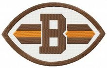 Cleveland Browns alternate logo 2