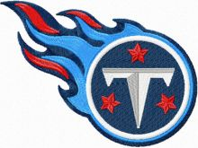 Tennessee Titans logo 1