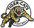 Hamilton Tiger-Cats logo embroidery design
