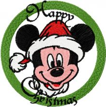 Christmas Mickey Mouse 3
