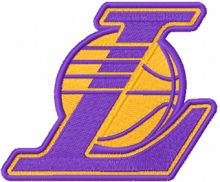 Los Angeles Lakers alternative logo