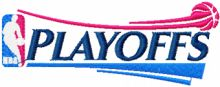 NBA Playoffs Alternate Logo