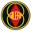 Gilera logo embroidery design