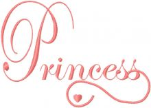 Princess wordmark