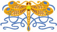 Fashion Celtic Dragonfly