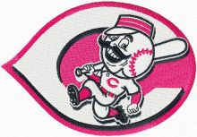 Cincinnati Reds Alternate Logo