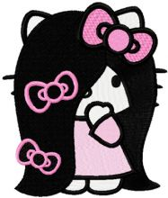 Hello Kitty Very Long Hair