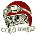 Wild bike rally 5 embroidery design