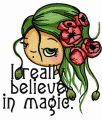 I really believe in magic 2 embroidery design
