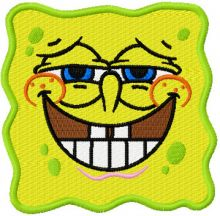 SpongeBob Smile 1