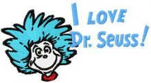I love Dr. Seuss