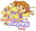 Dora sunshiny day