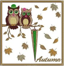 Autumn owls 2