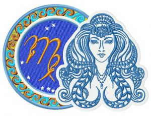 Zodiac sign Virgo 2