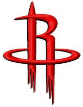 Houston Rockets logo 2