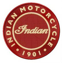 Indian Motocycle round logo