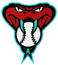 Arizona Diamondbacks 2016 logo