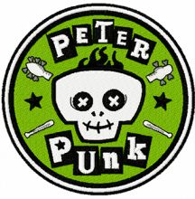 Peter Punk logo