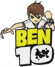 Ben 10 - Power on!