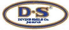 Divine Smile Co. Jeans Logo
