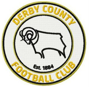 Derby country FC logo