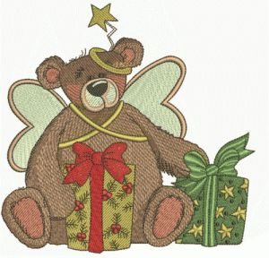 Teddy bear fairy 6