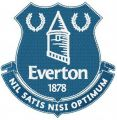 Everton football club 2 embroidery design