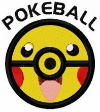 Pikachu pokeball