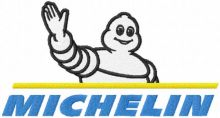 Michelin original logo