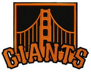 San Francisco Giants logo 2