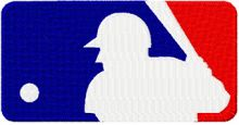 Major League Baseball Alternate Logo