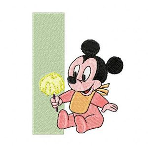 Mickey Mouse I - Ice Cream