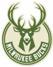 Milwaukee Bucks logo 3