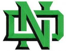 North Dakota Varsity Athletics logo